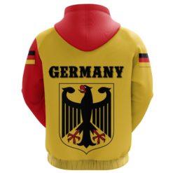Germany Hoodie Streetwear Style K4