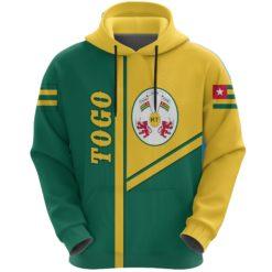 Togo Hoodie Streetwear Style K4