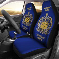 Samoa Passport Car Seat Cover - BN04