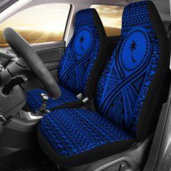 Chuuk Car Seat Cover Lift Up Blue - BN09