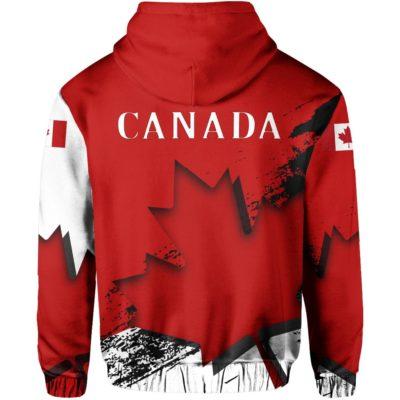 Canada Special Zip Hoodie Z2
