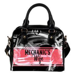 Mechanic's Wife Shoulder Handbag